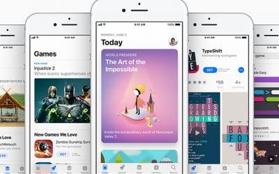 Lancement de la nouvelle App iOS